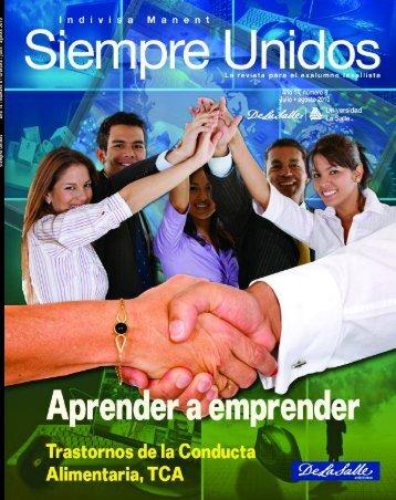 Siempr e Unidos A ño 14 - Hoy en La Salle - Universidad La Salle