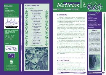 Boletín Nº30 - Red de Mujeres del Medio Rural de Álava