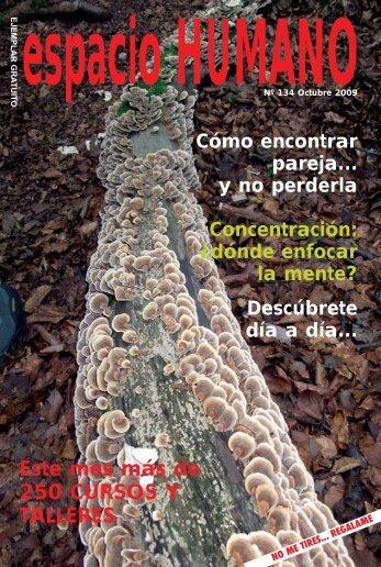 Este mes más de 250 CURSOS Y TALLERES - Revista-alternativa