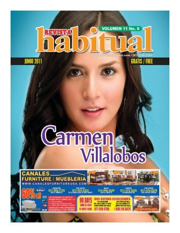 Junio 2011 - Revista Habitual