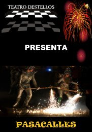 Dossier General - Teatro Destellos