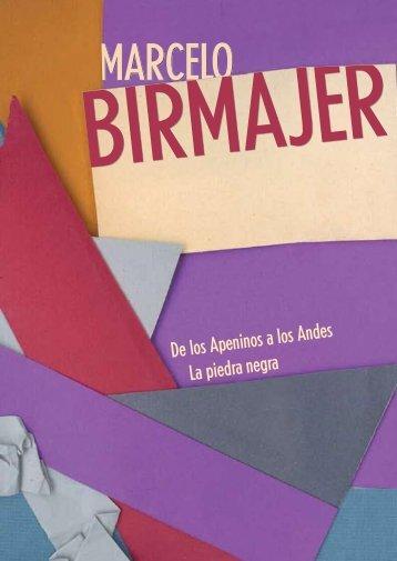 de Marcelo Birmajer - Plan Nacional de Lectura