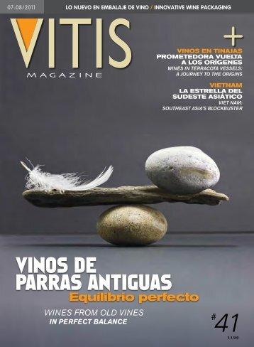 VINOS DE PARRAS ANTIGUAS - Vitis Magazine