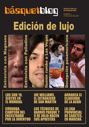 Argentina - Básquetblog
