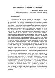 Mª Luisa Sevillano García - Revista Tendencias Pedagógicas
