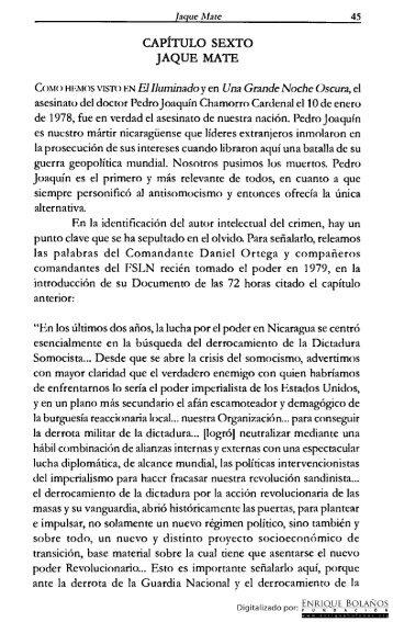 Libro - Héroes de sombra - Parte 2 de 6 - Biblioteca Enrique Bolaños