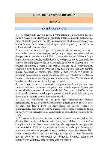 VIDA VERDADERA TOMO 10.pdf - El Libro de la Vida Verdadera