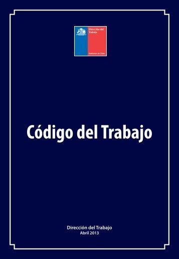 código del trabajo online - Dirección del Trabajo