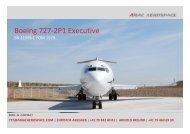 Boeing 727-2P1 Executive - Amac Aerospace