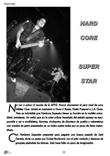 07. Hardcore Superstar - Dena Flows