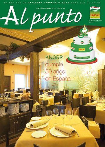 descárgate aquí la revista en pdf - Gestion restaurantes