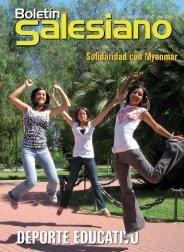 00-Portada JUL_AGO 08 9/6/08 13:08 Página 1 - Boletín Salesiano