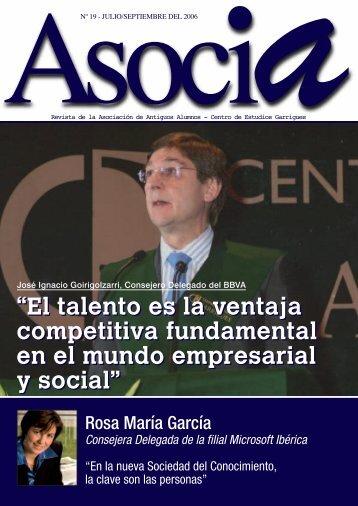 """""""El talento es la ventaja competitiva fundamental en el mundo ..."""