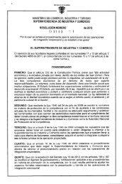 RESOLUCIÓN NÚMERO de 2013 (1 21 9 3