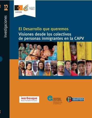 Investigaciones sobre Imaginarios de Desarrollo entre los colectivos ...
