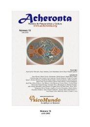 Acheronta 15