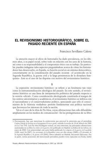 Pasado y Memoria 6.indb - RUA