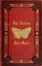 The Honiton lace book - University of Arizona