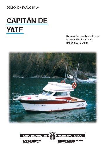 Apuntes para Capitán de yate - Los siete mares