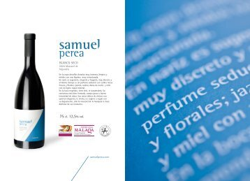 FICHA VINOS SAMUEL PEREA.indd