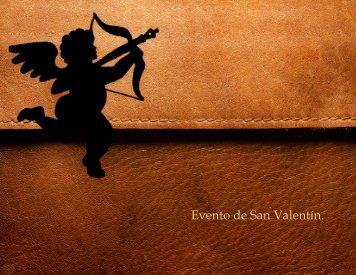 Evento de San Valentín. - deviantART