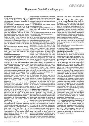 Allgemeine Geschäftsbedingungen - Getränke Essmann GmbH