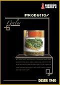 Conservas vegetales artesanales Conservas ... - A Rosaleira - Page 5