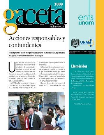 Escuela Nacional de Trabajo Social - UNAM