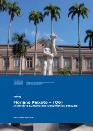 Floriano Peixoto - Arquivo Nacional