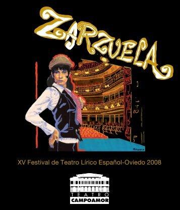 Descargar Programa (PDF) - Zarzuela Oviedo