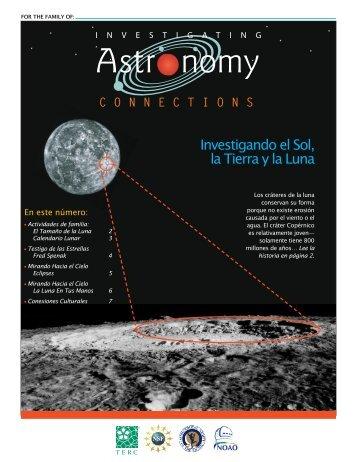 Investigando el Sol, la Tierra y la Luna