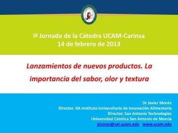 Descargar ponencia - Universidad Católica San Antonio de Murcia