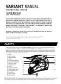 VaRiant intERnational oWnER's ManUal - Page 4