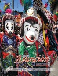 Revista Asunción 53 Aniversario Tactic agosto 2011
