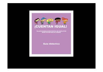 Microsoft PowerPoint - CUENTAN IGUAL guia - Comunidad de Madrid