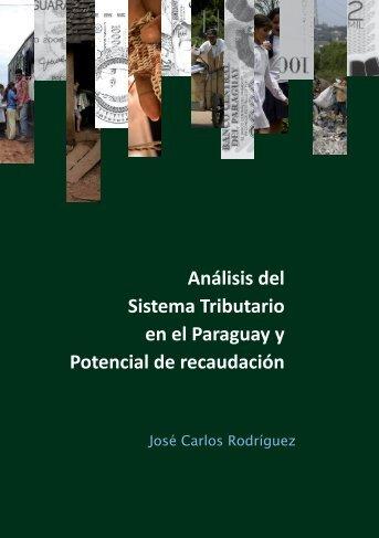 rodrguez - anlisis del sistema tributario en el paraguay y potencia de ...