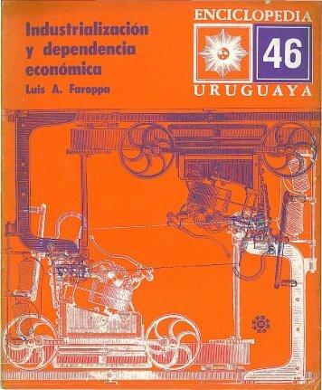 Industrialización y dependencia económica - Publicaciones ...
