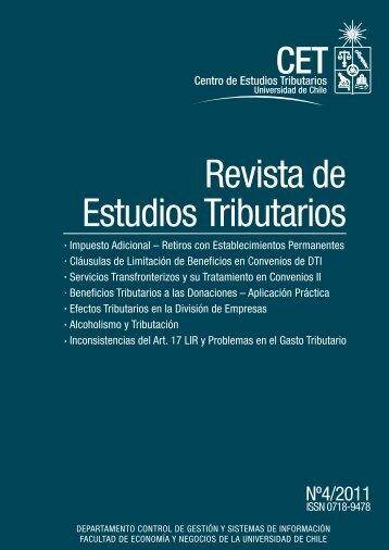 Descargar Revista - Centro de Estudios Tributarios