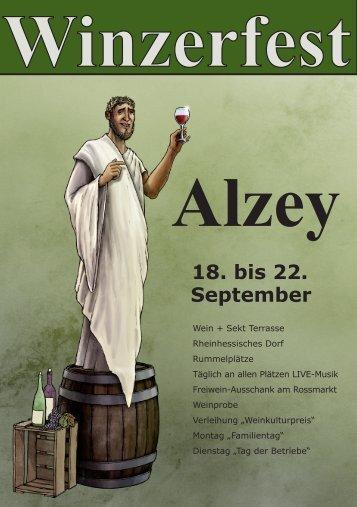 Flyer 1 - Alzey