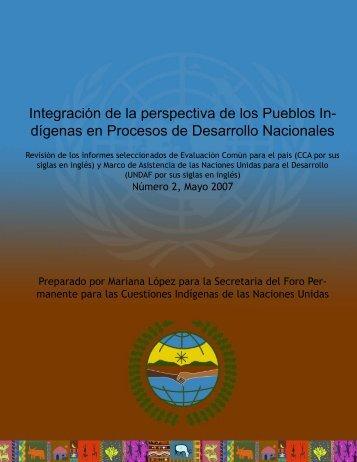 Revision de los - the United Nations