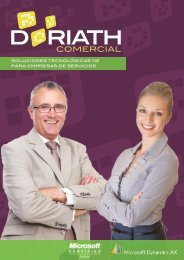 COMERCIAL - Doriath Solutions