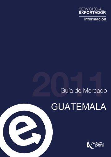 GUATEMALA - Siicex