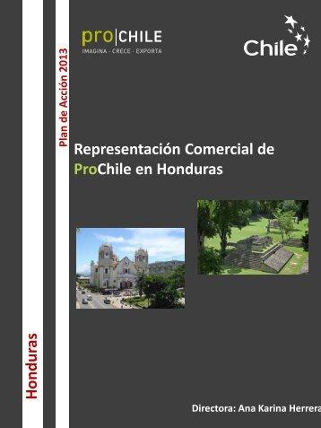 En Honduras - Enexpro - ProChile