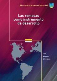 Remesas y Desarrollo en - Centro AFIN