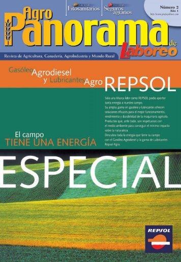 Número 2 AgroPanorama - Grupo Yébenes Editores, SL
