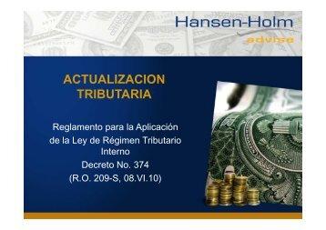 caso 1.2.- impuesto a la renta causado menor al anticipo pagado