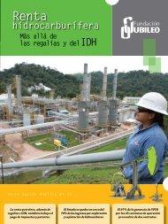 hidrocarburífera - Fundacion Jubileo