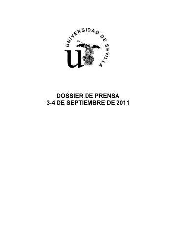 Dossier de prensa 3-4-septiembre - Lista de alojamientos ...