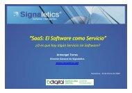 SaaS: El Software como Servicio - Barcelona Digital Centro ...