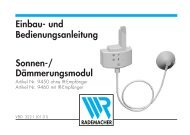 9450_60_SDModul_0101.pdf - Betting und Buss GbR